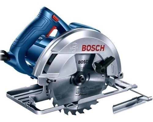 Sierra Circular De Mano Bosch 2000w Gks 20-65 185mm 7-1/4