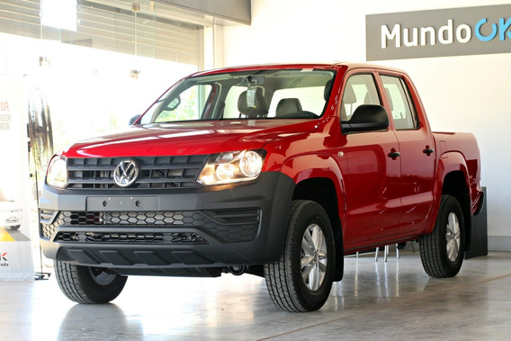 Volkswagen Amarok 2.0 Trendline 4x2 + Llantas 16 2020