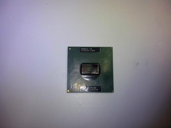 Processador Notebook Intel Pentium M 370 1.5/400/1mb Sl8mm