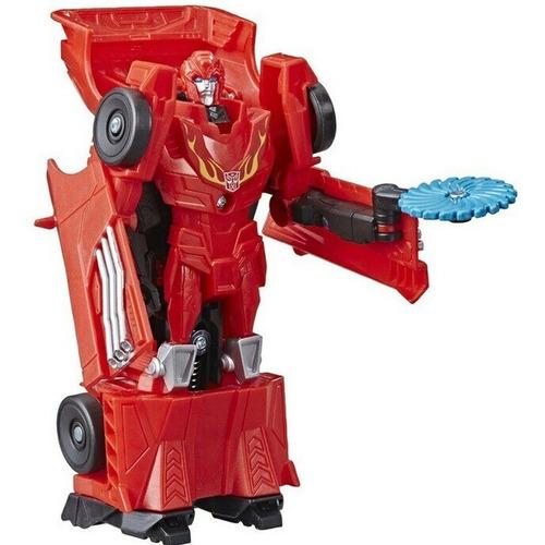 Boneco Transformers Hot Rod Cyberverse 11 Cm Hasbro E3522