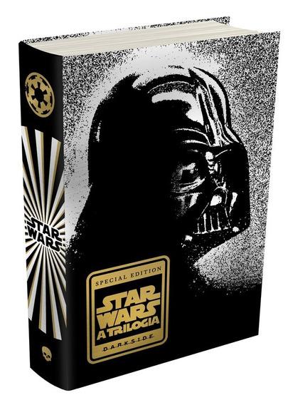 Livro Star Wars - A Trilogia - Special Edition (capa Dura)