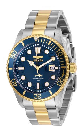 Reloj Invicta 30021 Acero Dorado Hombres