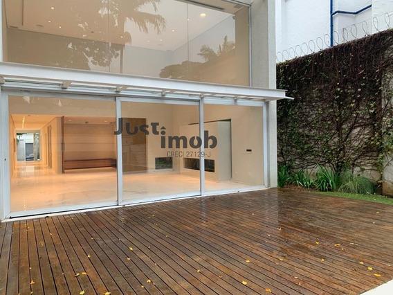 Casa Para Alugar No Bairro Jardim Paulista Em São Paulo - - 1661921-2