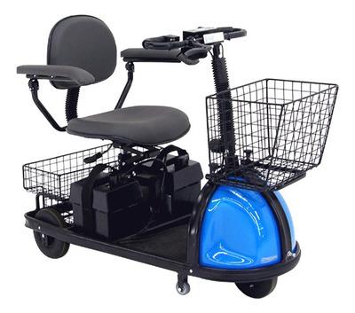 Locação De Triciclos \scooter Motorizadas/cadeira De Rodas