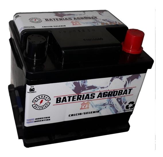 Bateria Auto Agrobat 12x50 Ford Ka Fiesta Eco Sport Prisma