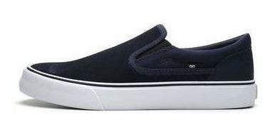 Dc Shoes Tênis Trase Slip On