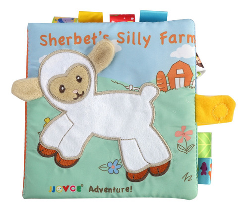 Animais Pano Livro Tátil E Educa Bebê Pano Livro Desenhos An