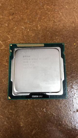 Processador Intel Xeon E3-1220 3.1 Ghz, 8mb, Lga1155
