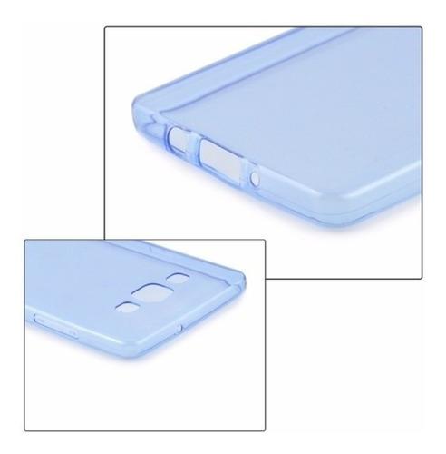Funda Samsung Galaxy A5 Tpu Transparente Soft Ulta Fina