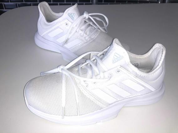 Zapatillas adidas Game Court Blancas
