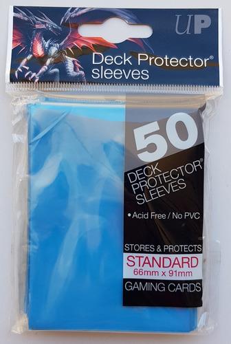 Micas Ultra Pro Standard Deck Protector Light Blue - Celeste