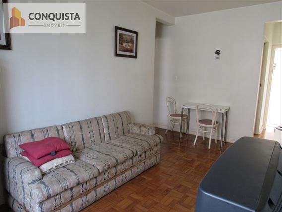 Ref.: 82600 - Apartamento Em Sao Paulo, No Bairro Vila Clementino - 1 Dormitórios