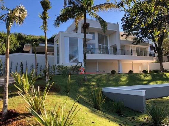 Casa A Venda, Condomínio Chácaras Alto Da Nova Campinas, Gramado. - Ca0427