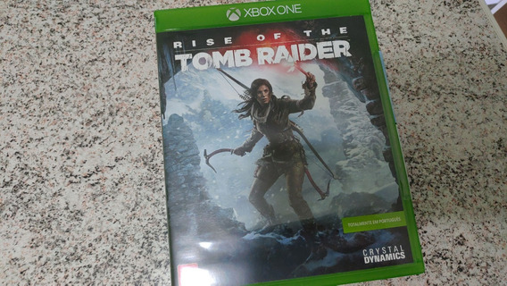 Rise Of The Tomb Rider - Xbox One - Ação