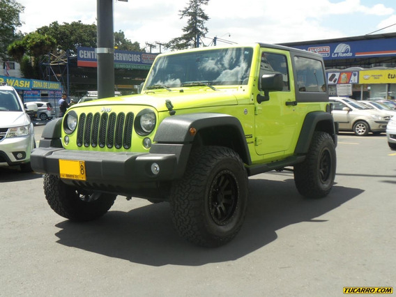Jeep Wrangler Sport Jk