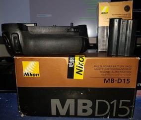 Grip Mb-d15 Original Nikon Para D7000, D7100 E D7200