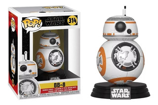 Figura Funko Pop Star Wars - Bb-8 314