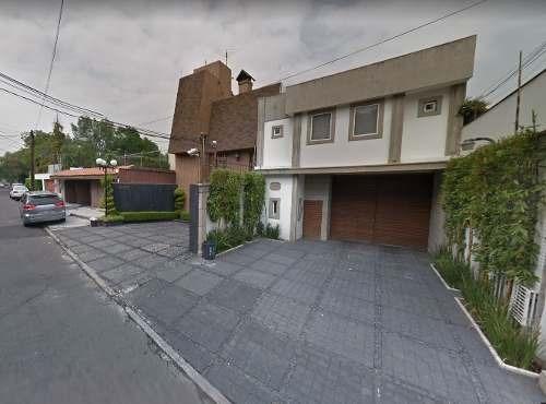 Farallón Casa De Lujo En Remate En Jardines Del Pedregal