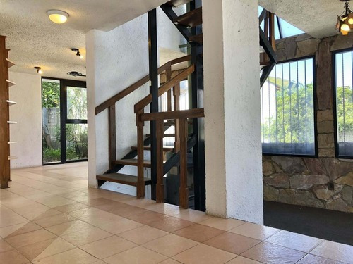 Estupenda Casa En Cerrada De Vista Hermosa San Miguel Xicalco, Tlalpan