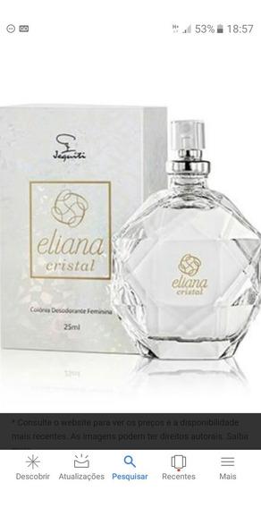 Miniatura Eliana Cristal Da Jequiti Cosméticos De 19.90 Por