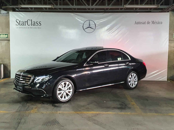 Mercedes-benz Clase E 2020 4p E 200 Exclusive