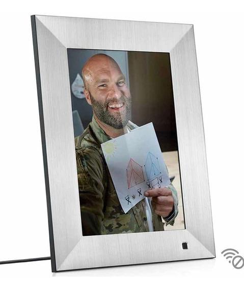 Porta Retrato Digital Nix Lux 10,1 Polegadas