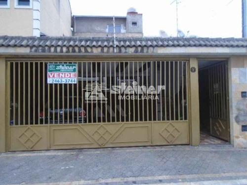 Imagem 1 de 30 de Venda Sobrado 3 Dormitórios Vila Rosália Guarulhos R$ 480.000,00 - 34866v