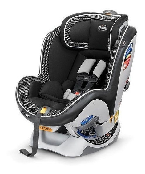 Chicco Autoasiento Nextfit Zip Manhattan, Color Negro