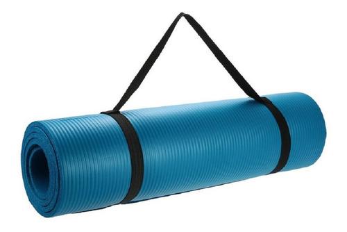 Colchoneta Mat Yoga Pilates Tapete Ejercicio Abdomen 1 Cm.