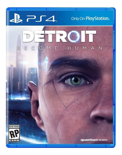 Detroit: Become Human  Sony PS4 Físico