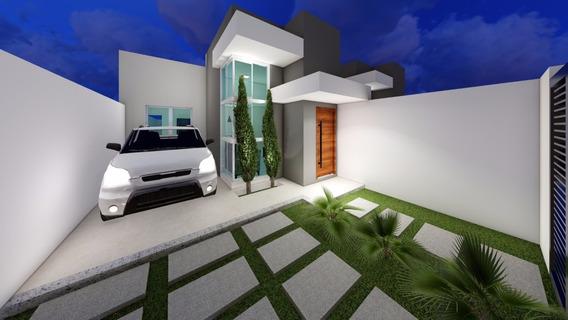 Casa Moderna No Bairro São Bento - 467