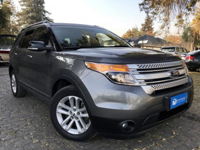Ford Explorer Xlt Awd Mantenciones 2014