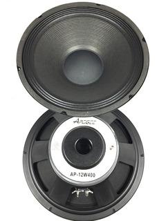 Combo X 2 Parlante Apogee 12 400 8 Ohm Full Range, No Pw8
