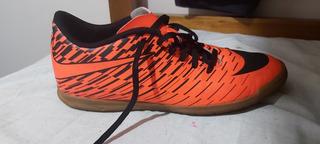 Chuteira Nike, Bravata