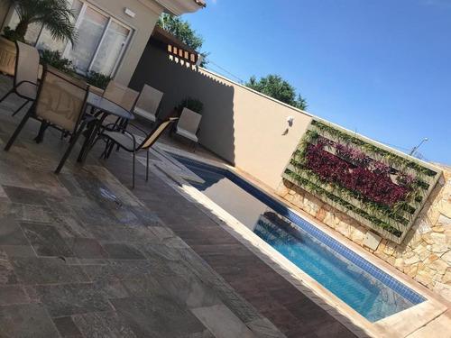 Imagem 1 de 8 de Casa Com 4 Dormitórios À Venda, 350 M² Por R$ 2.200.000,00 - Parque Residencial Damha V - São José Do Rio Preto/sp - Ca8103