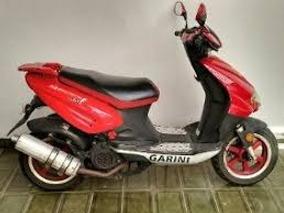 Scooter Garini 125 T3
