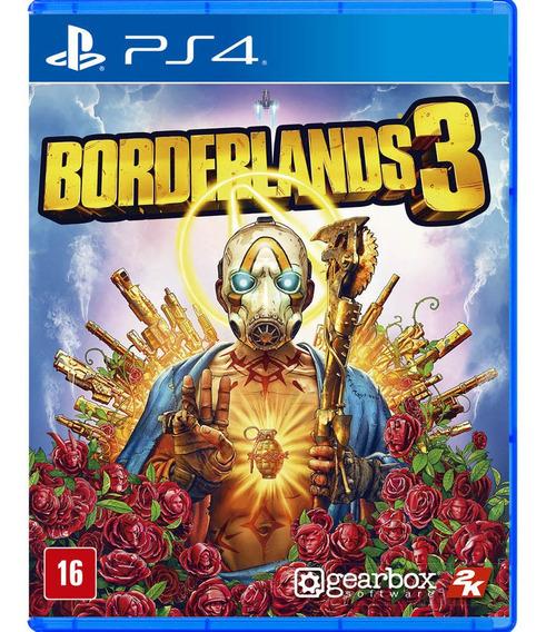 Borderlands 3 (mídia Física) Ps4 Legendado Em Português