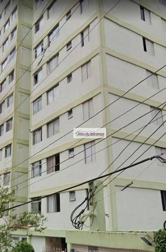 Apartamento Com 2 Dormitórios À Venda, 54 M² Por R$ 195.000,00 - Jardim Celeste - São Paulo/sp - Ap4881