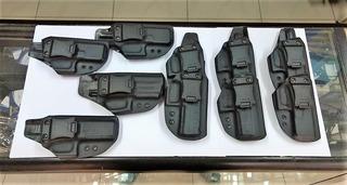Funda Holster Kydex Glock, Cz, Beretta, Sig Sauer, Fmk, Baik