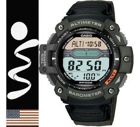 Reloj Casio Sport Sgw300 Altimetro Barometro Termo Original