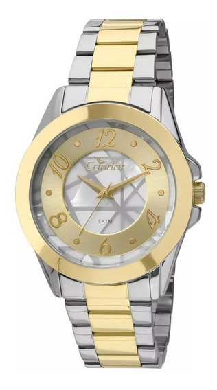 Relógio Condor Feminino Misto Co2036cu/5c