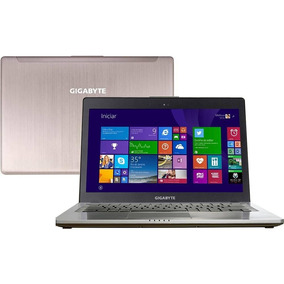 Ultrabook Gamer Gigabyte U24 Core I7 8gb Ram 750gb Hd Win8