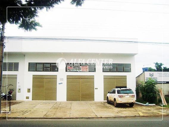 Galpão Para Alugar, 517 M² Por R$ 5.800/mês - Jardim Presidente - Goiânia/go - Ga0119