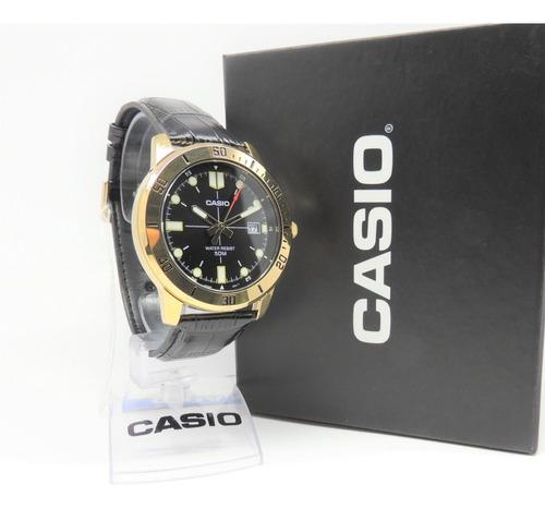 Relógio Casio Masculino Mtp-vd01gl-1evudf - Nf - Envios Full