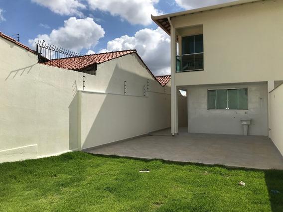 Casa Geminada Com 3 Quartos Para Comprar No Santa Mônica Em Belo Horizonte/mg - Gar10614