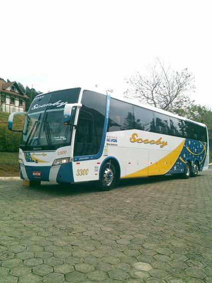 Volvo B12. Ishift380 Busscar Elegance 360