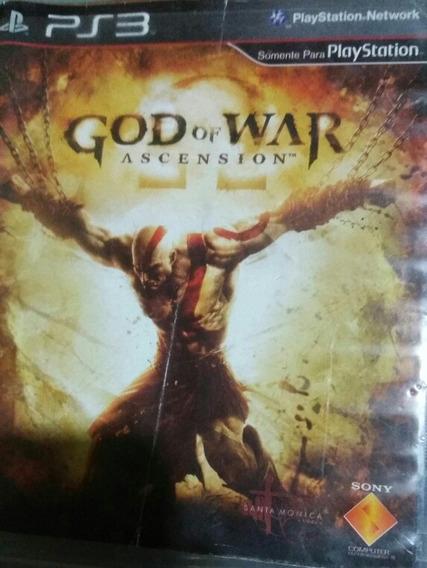 Jogo Ps3 -god Of War