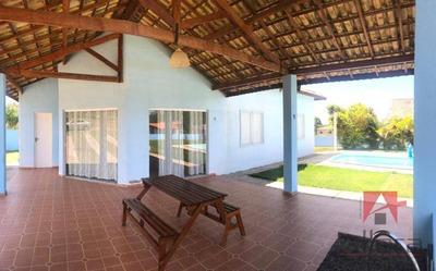 Casa/chácara À Venda 3 Dormitórios - Condomínio Ninho Verde - Porangaba/sp - Ca0929