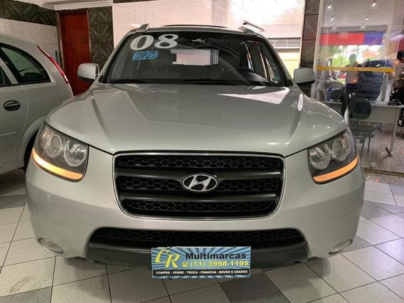 Hyundai Santa Fé 2.7 Mpfi Gls 7 Lugares V6 24v Gasolina 4p