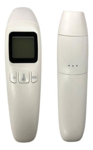 Imagen 1 de 8 de Termometro Infrarrojo Digital P/ Humanos A Distancia
